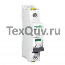 Автоматические выключатели Schneider Electric 1-полюсной C20А iC60N 6кА