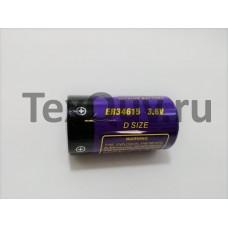 Батарейка ER34615 3.6V (Типоразмер D)