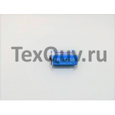Батарейка ER14250 3.6V (Типоразмер 1/2AA) с выводами