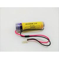 Батарейка ER14505M 3.6V (Типоразмер AA) с выводами