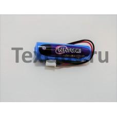 Батарейка ER14505 3.6V (Типоразмер AA) с контактами