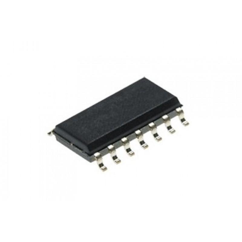 1pcs PIC16F505-I//P Microcontrollore PIC SRAM 72B 20MHz THT DIP14 MICROCHIP