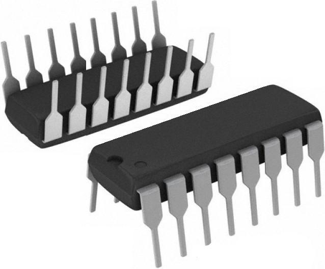 ULN2003ADR микросхема (TI)